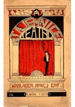Tajemnice Teatru 1922 r.
