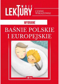 Wybrane baśnie polskie i europejskie BR
