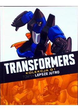 Transformers Tom 54 Lepsze jutro