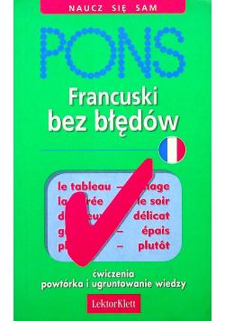 Francuski bez błędów