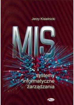 MIS systemy informatyczne zarządzania