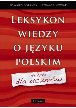 Leksykon wiedzy o języku polskim