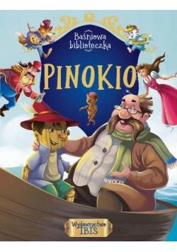 Baśniowa biblioteczka. Pinokio