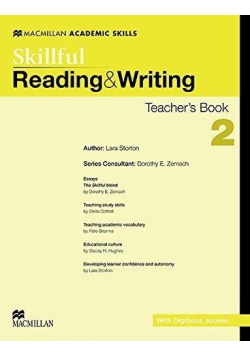 Skillful 2 Reading & Writing TB + DigiBook