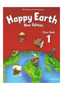 Happy Earth 1 New Edition CB OXFORD