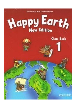 Happy Earth 1 New Edition CB OXFORD