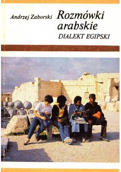 Rozmówki arabskie dialekt egipski