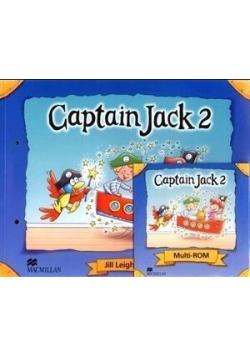 Captain Jack 2 Książka ucznia