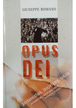 Opus Dei Posłannictwo inicjatywy ludzie