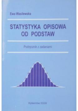 Statystyka opisowa od podstaw