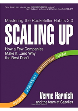 Scaling Up  How a Few Companies Make It and Why the Rest Don t