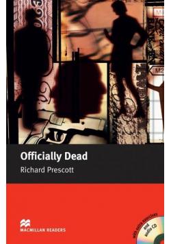 Officially Dead Upper Intermediate + CD Pack