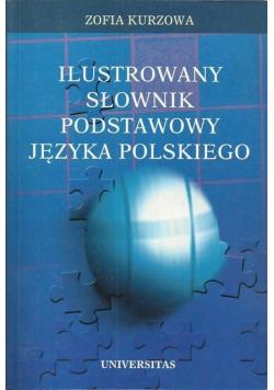 Ilustrowany słownik podstawowy języka polskiego
