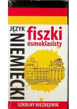Język niemiecki Fiszki ósmoklasisty Nowe