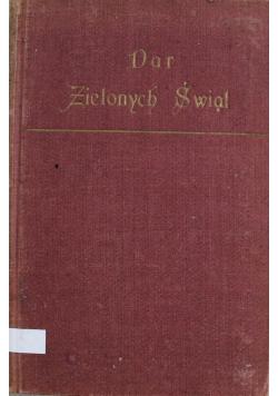 Dar zielonych świąt  1924 r.