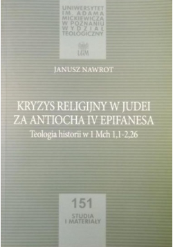 Kryzys religijny w Judei za Antiocha IV Epifanesa