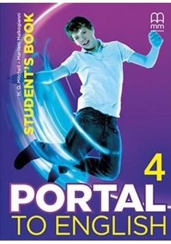Portal to English 4 SB MM PUBLICATIONS