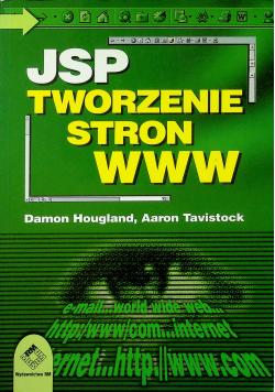 JSP tworzenie stron www