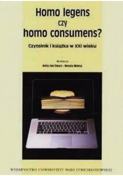 Homo legens czy homo consumens?