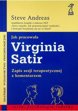 Jak pracowała Virginia Satir