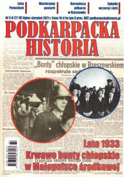 Podkarpacka historia 77-78/ 2021