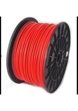 Filament PLA 1kg - czerwony
