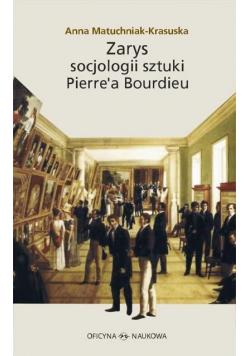 Zarys socjologii sztuki Pierre'a Bourdieu