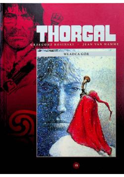 Thorgal Władca gór Tom 15