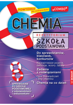 Chemia Repetytorium Szkoła podstawowa COMBO