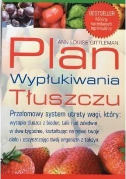 Plan wypłukiwania tłuszczu