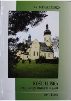 Kościeliska Dzieje miejscowości i parafii