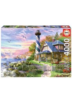 Puzzle 4000 Latarnia morska w Rock Bay G3