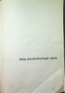 Atlas psychofizjologii seksu