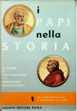 I Papi Nella Storia