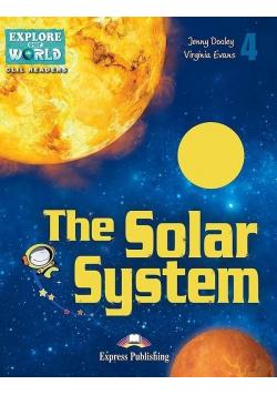 The Solar System. Reader Level 4 + DigiBook