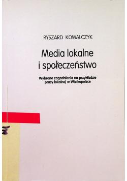 Media lokalne i społeczeństwo