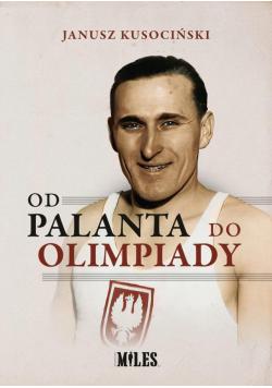 Od palanta do olimpiady - Janusz Kusociński