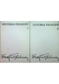 Historia filozofii Tom I i II