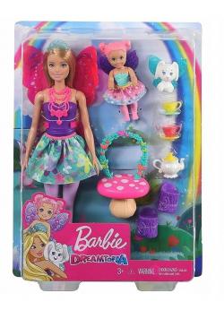 Barbie Dreamtopia. Baśniowe przedszkole GJK50