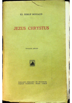 Jezus Chrystus 1927
