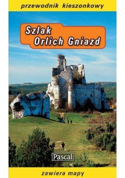 Przewodnik kieszonkowy Szlak Orlich Gniazd