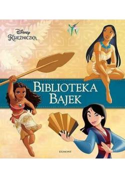 Biblioteka Bajek. Disney Księżniczka