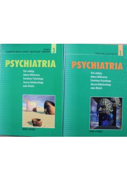Psychiatria tom 1 i 3