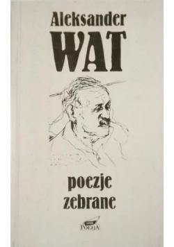 Poezje Zebrane Wat