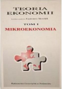Mikroekonomia tom I