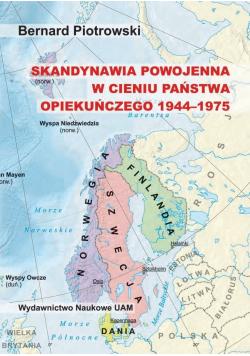 Skandynawia powojenna w cieniu państwa opiekuńczego 1944 1975