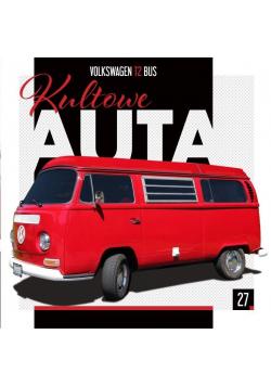 Kultowe Auta T.27 Volkswagen T2 Bus