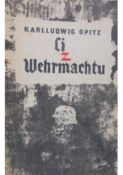 Ci z Wehrmachtu