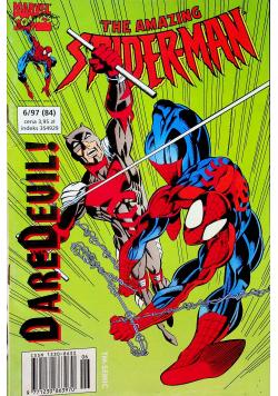 The amazing Spiderman Nr 6 Daredevil