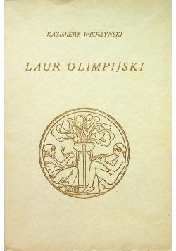 Laur olimpijski 1930 r